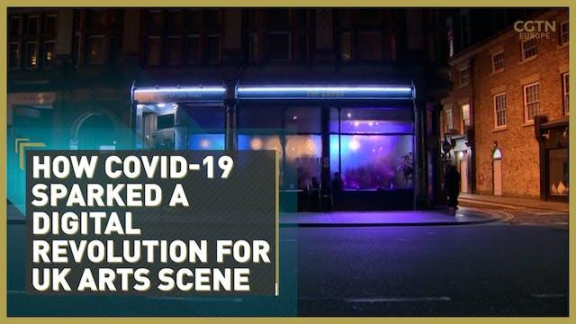 How COVID-19 sparked a digital revolu...