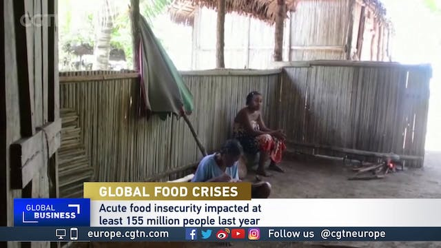 Food insecurity five-year high 'down ...