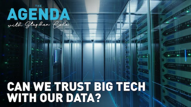 Can we trust Big Tech with our data? ...