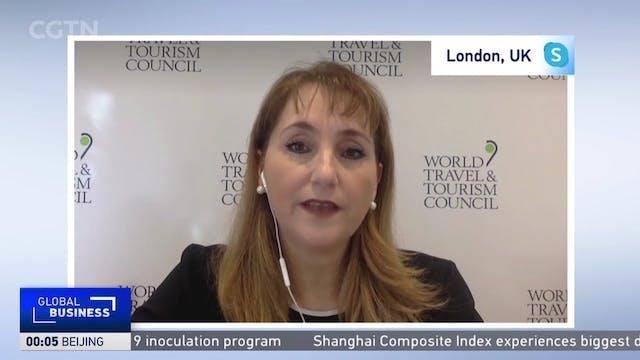 Travel industry leaders optimistic su...