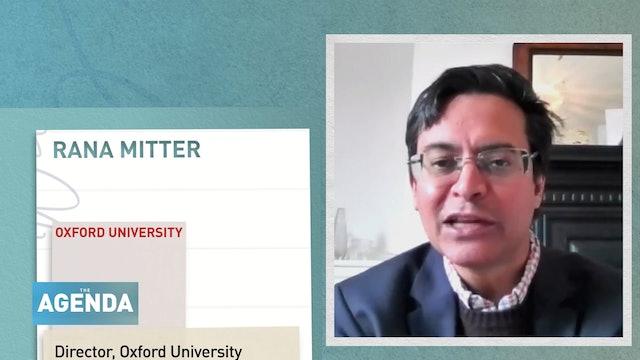 CHIP TRADE TENSIONS: Rana Mitter, China Centre, Oxford University - The Agenda