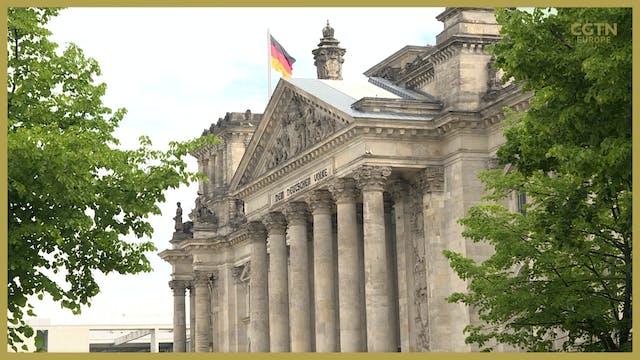 Markus Soeder vies for CDU nomination...