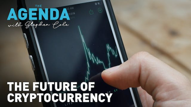 The future of cryptocurrency: #TheAgenda