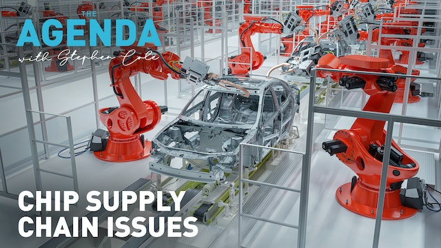 CHIP SUPPLY CHAIN ISSUES:  Malcolm Penn, CEO, Future Horizons - The Agenda