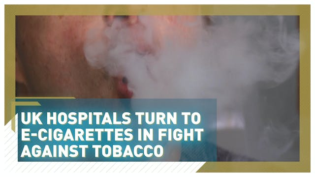 UK hospitals turn to e-cigarettes in ...