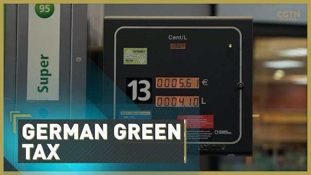 Germany green tax