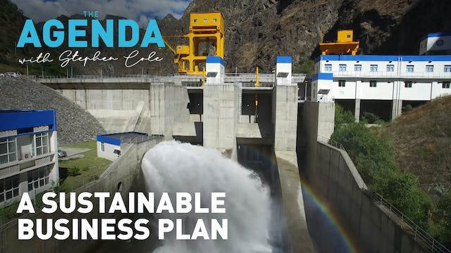 A sustainable business plan - #TheAgenda