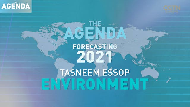 FORECASTING 2021: Tasneem Essop - #Th...