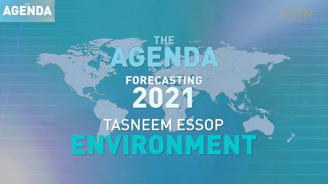 FORECASTING 2021: Tasneem Essop - #Th...