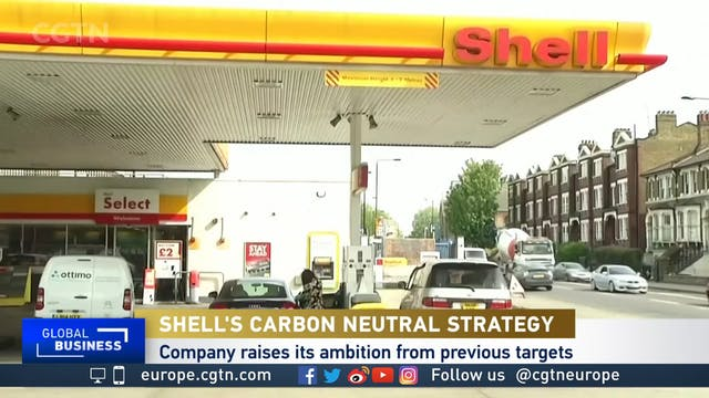 How can Shell become carbon neutral b...