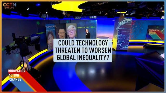 Technology threatens to 'worsen inequ...