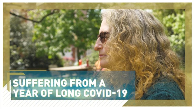 Long COVID-19: 'People just want to b...