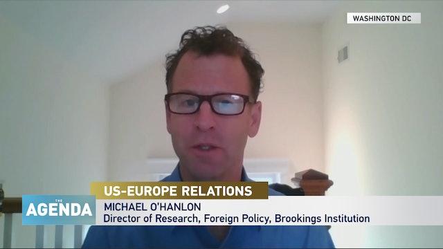 Europe watching from Washington - Michael E. O'Hanlon - #TheAgenda