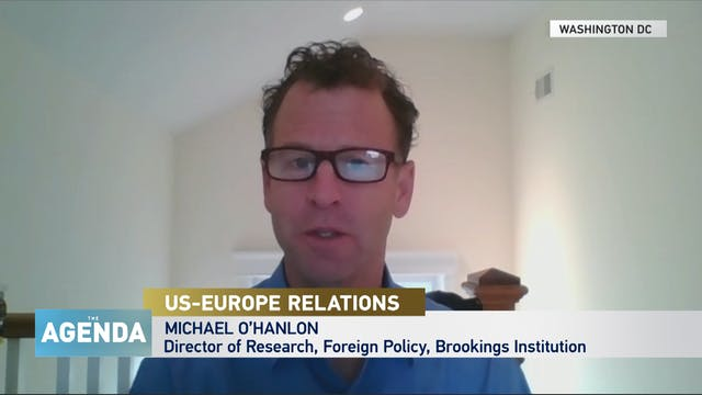 Europe watching from Washington - Mic...
