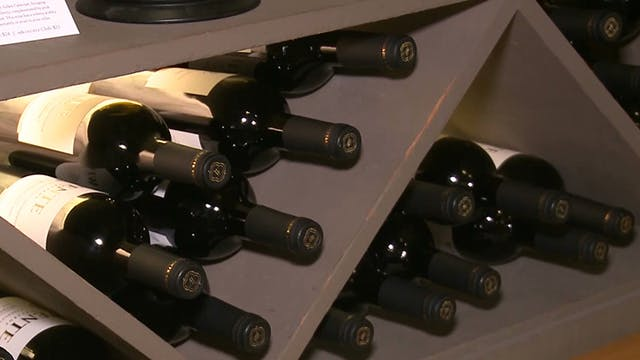 California wine growers feel tariff pain