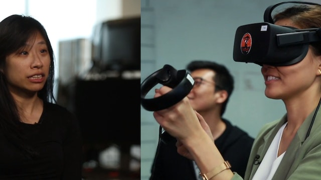 Asian American animator at forefront of creating VR films