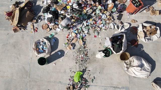 Brazil's recycling park