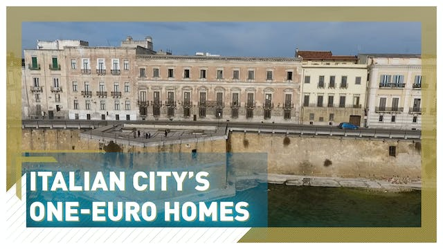 One-euro homes to save Taranto 🏠