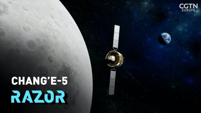 #RAZOR: Chang'e-5 - A new era of luna...