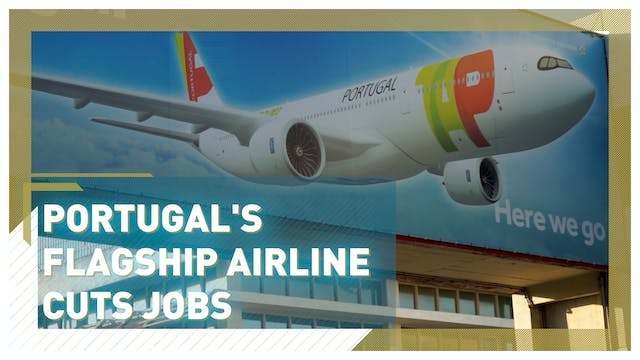 Portugal's flagship airline cuts jobs