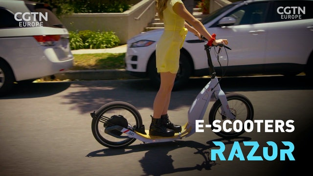 Are e-scooters the future of greener commuting? #RAZOR