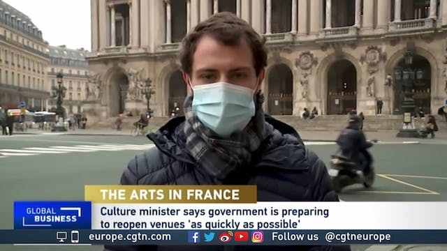 France preparing to reopen cultural v...