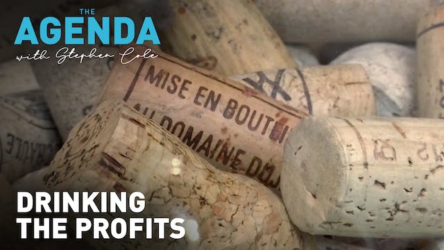 WHY INVEST IN WINE? - #TheAgenda with...