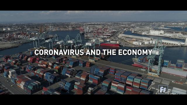 Coronavirus & the Economy with Stephen Cheung & Khalid Malik