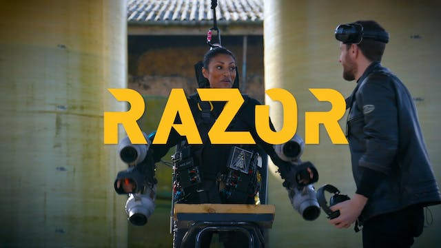 #RAZOR : The science show you need in...