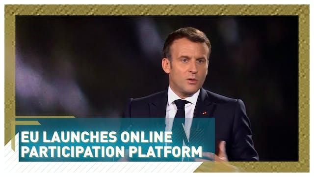 EU launches online participation plat...