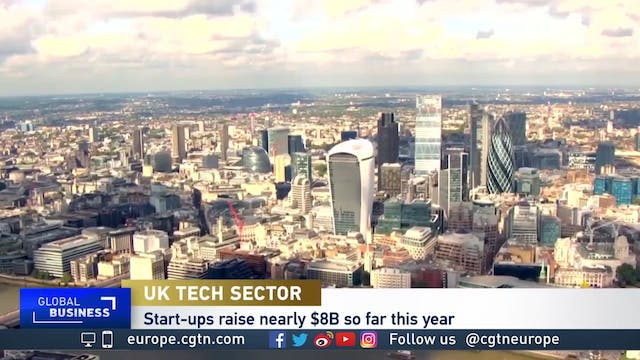 UK's 'resilient' tech sector attracts...