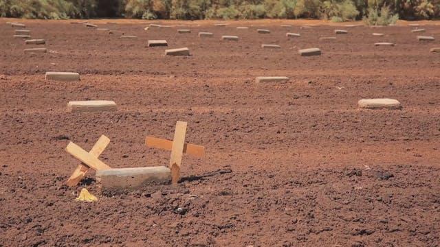 Graveyard holds remains of unidentifi...