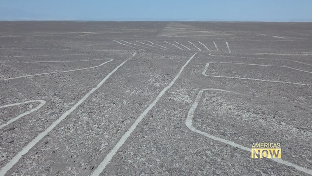 An archeological discovery that continues to puzzle scientists in Peru