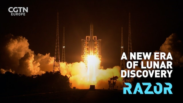 #RAZOR: Chang'e-5 - A new era of lunar exploration - Andrew Coates