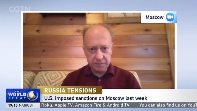 Ukraine-Russia tensions risk 'uninten...