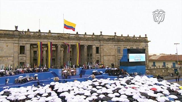 Humberto de la Calle: Peace Negotiator