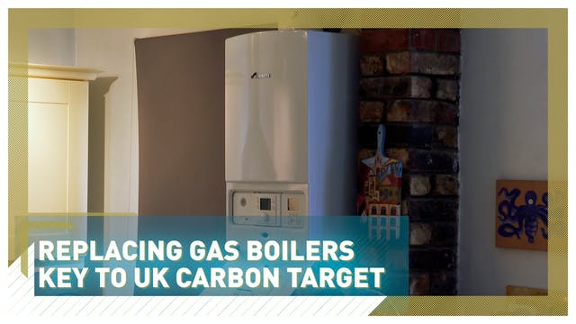 How heating affects our carbon footprint