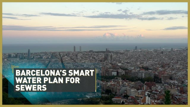Barcelona 'smart' sewers could flush ...