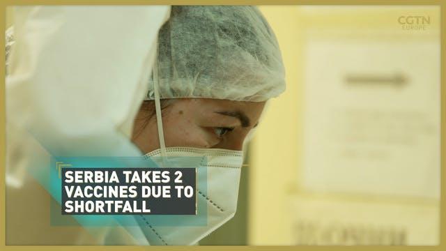 Serbia forced to take two-vaccine app...