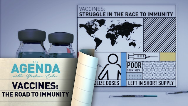 How vaccine strategies will impact the global fight against COVID-19 #TheAgenda