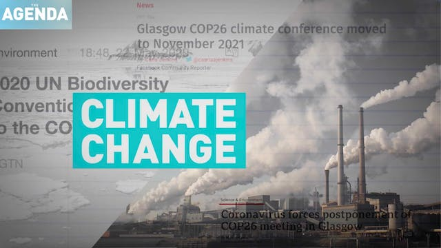 FORECASTING 2021: Climate Change - #T...