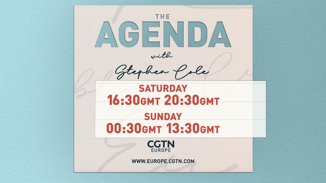 The Agenda with Stephen Cole
