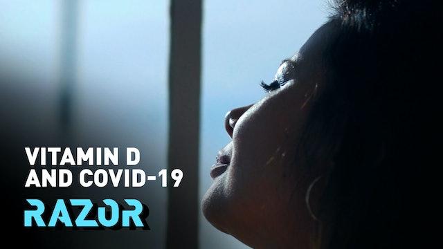 Vitamin D and COVID19 - #RAZOR