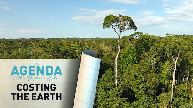 COSTING THE EARTH - The Agenda with Stephen Cole