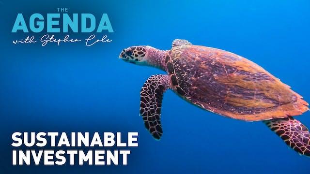 SUSTAINABLE INVESTMENT - #TheAgenda