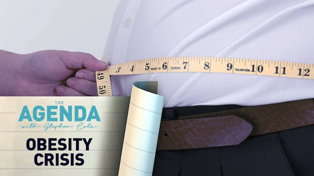 Obesity: The Covid-19 killer #TheAgenda