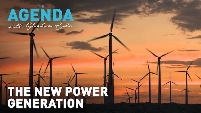 The new power generation #TheAgenda