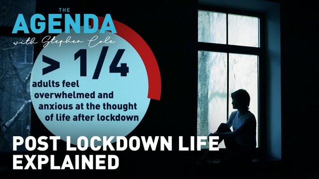 Is the world ready to leave lockdown behind? - The Agenda with Stephen Cole