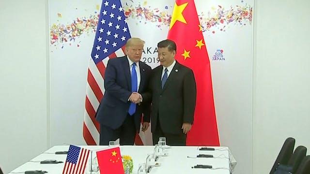 Trump-Huawei update