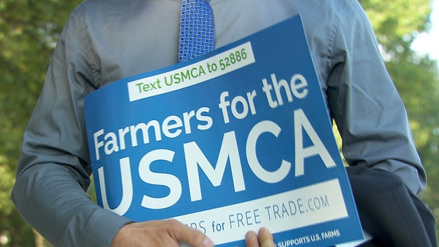 US farmers demand action over stalled trade deal
